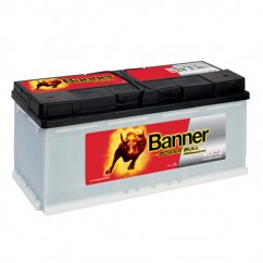 Autobaterie Banner Power Bull PROfessional P100 40, 100Ah, 12V ( P10040), technologie Ca/Ca