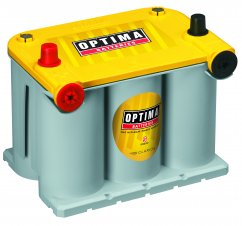 Autobaterie Optima Yellow Top U-4.2, 55Ah, 12V (814-254)