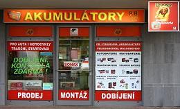 PB-Prodejna Akumulátory Uhříněves